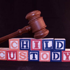 Child Custody Photo